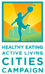Healthy Eating Active Living Cities Campaign Logo