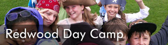 Redwood Day Camp Banner
