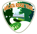 Arcata Ridge Trail logo