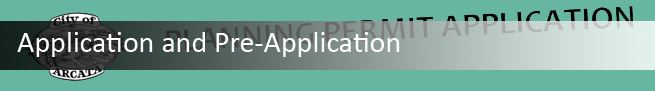 Application and Pre-Applications
