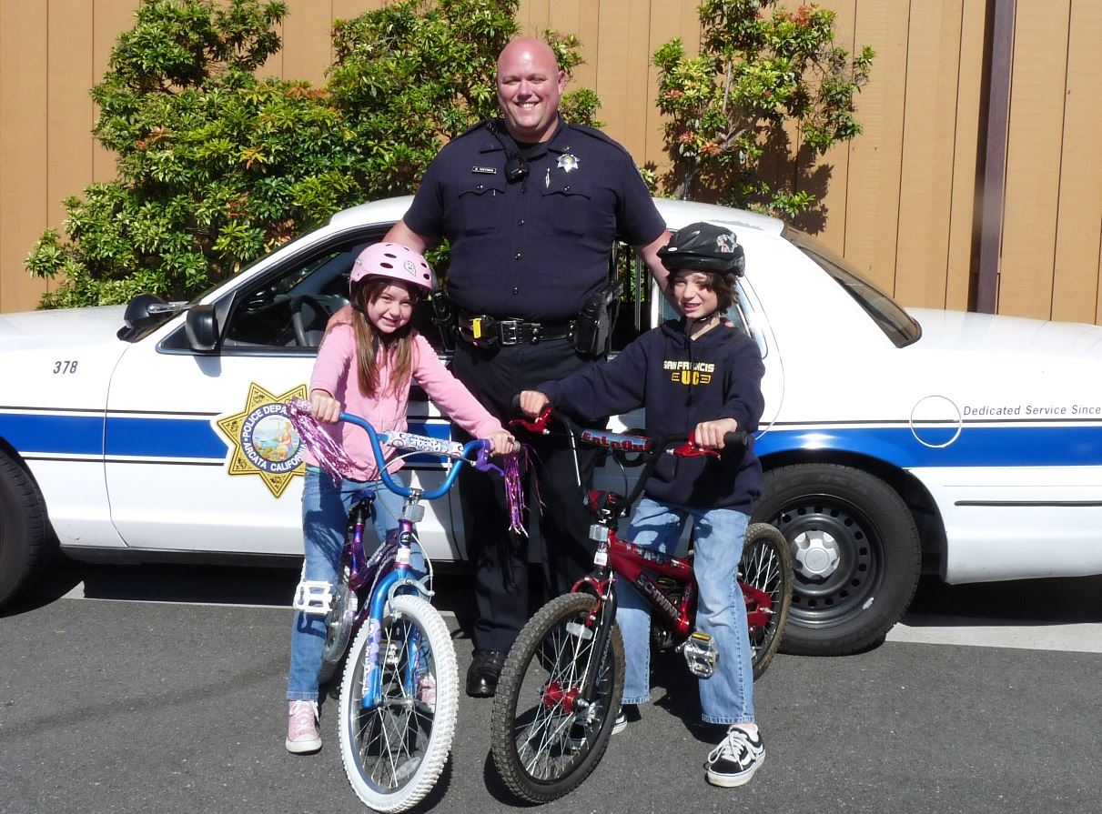 Arcata Police Department Bicycle Safety Program