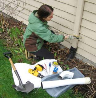 How to Safely Disconnect a Downspout from the Sewer (PDF)