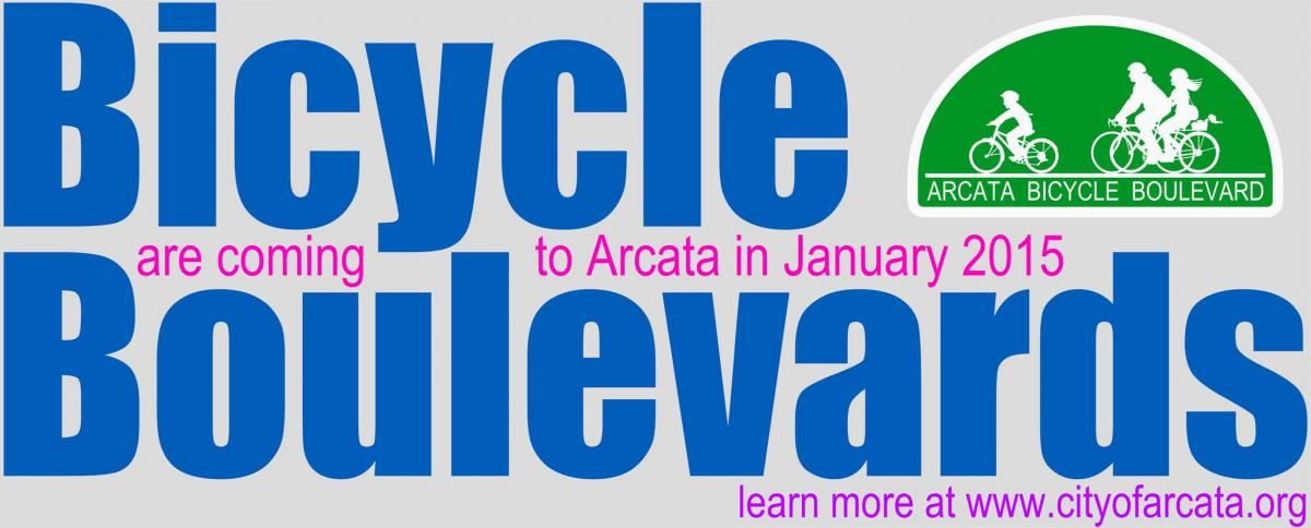 Bicycle Boulevards Coming January 2015