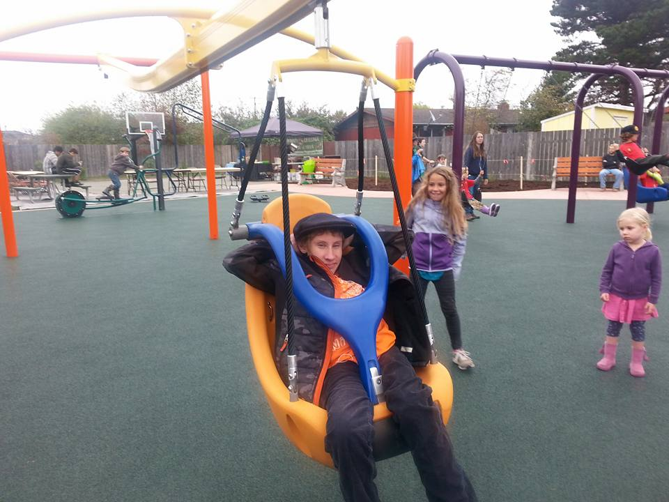 Greenview Park and Playground Complete! | Arcata, CA