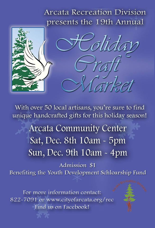 Holiday Craft Market 2018