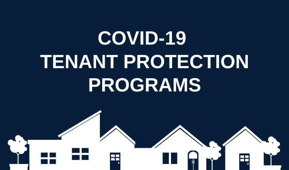 COVID-19 Tenant Protection Programs
