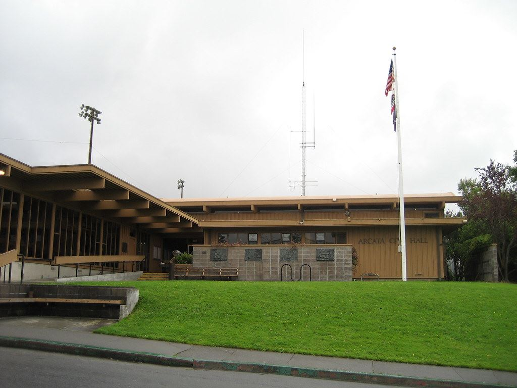 Arcata City Hall