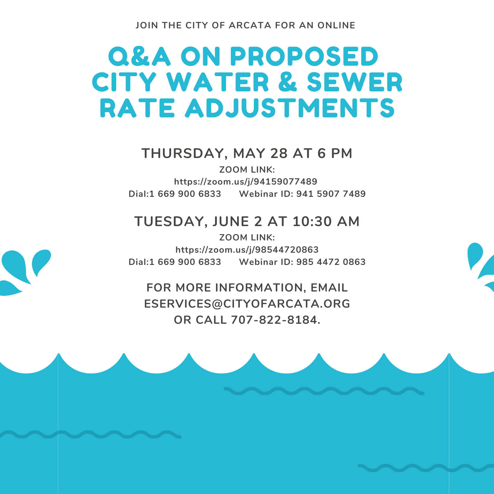 Water Rate Q and A
