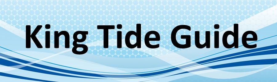 King Tide Guide Logo Opens in new window