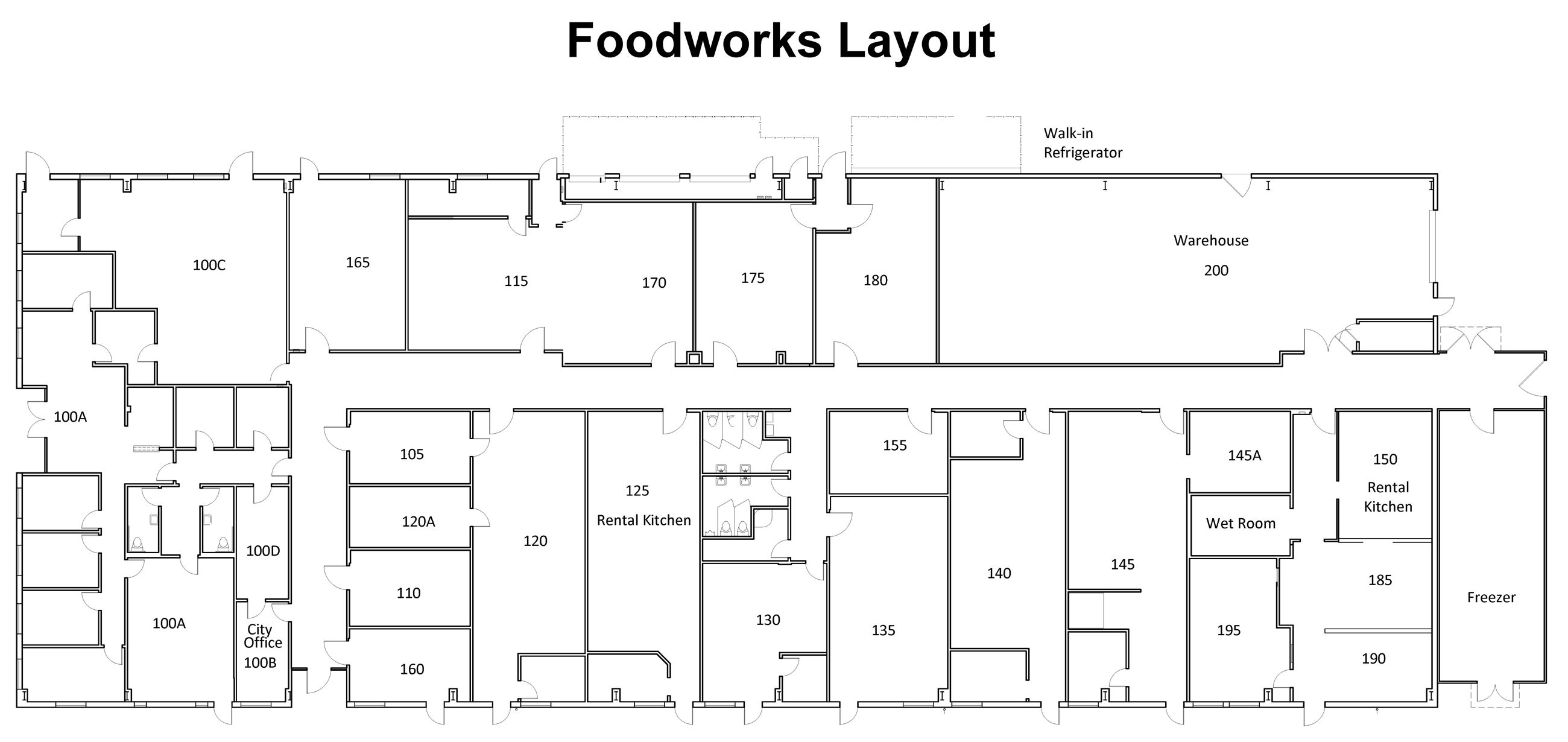 Floorplan Layout for Web