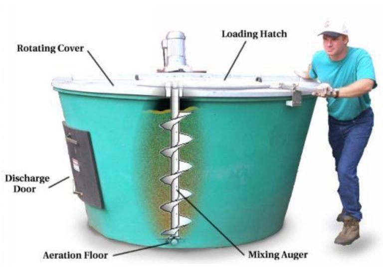 Earth Tub Design Overview