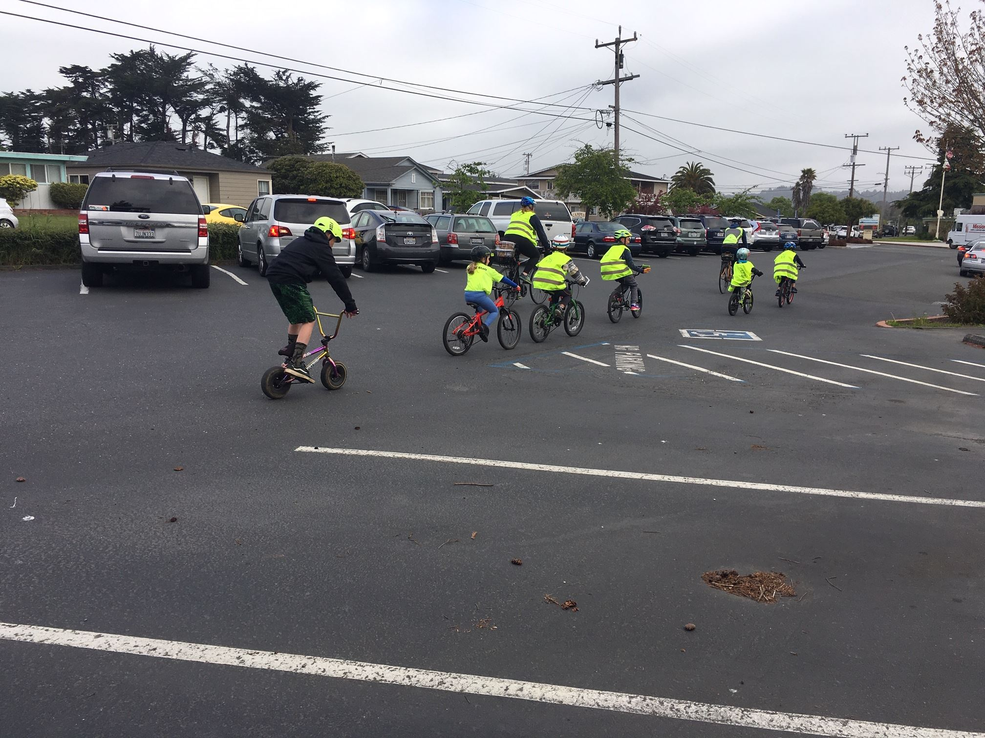 Arcata Elementary Safe Routes to School Project | Arcata, CA