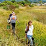 Volunteers at the Arcata Marsh and Wildlife Sanctuary